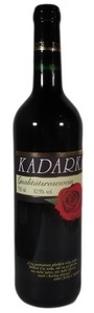 "Picture of Wine, Red, Medium ""Kadarka"" 10.5% Alc. 0.75L"