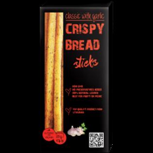 Picture of Lasu Duona Crispy Garlic Bread Sticks 135g