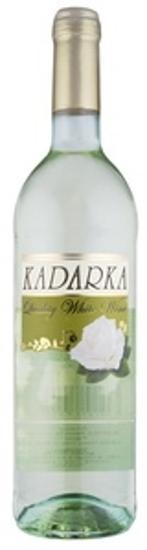 """Изображение Вино белое """"Kadarka"""" 11% Alc. 0.75L Ref."""