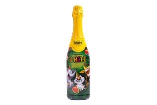 Изображение Игристый напиток для детей  0.0% alc 0.75l