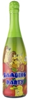 "Picture of Sparkling Drink ""Bambino Party"" With Apple Flavour (box*6) 0.75L"