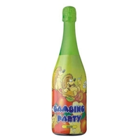"""Picture of Sparkling Drink """"Bambino Party"""" With Apple Flavour (box*6) 0.75L"""