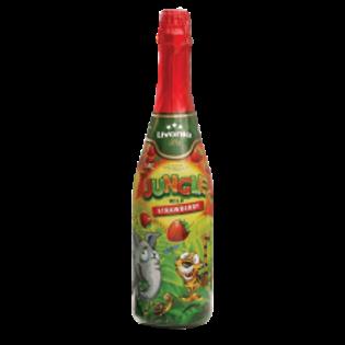 """Изображение Ливония Безалкогольный напиток """"Джунгли лесная земляника"""" 750мл"""