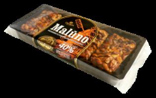 Изображение  Dzukija Печенье Малуно с карамелизированными орехами 200г