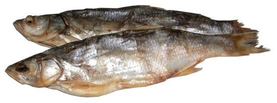 Изображение Жерех потрошеный сушеный(Шардара-Казахстан), 250g