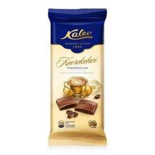 Изображение Молочный Шоколад Кофе со Сливками 100г
