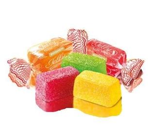 Изображение Джелли Желейные конфеты фрукт вкyc 200g