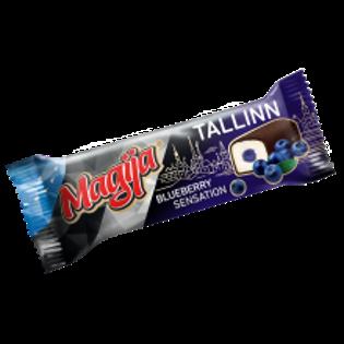 Изображение Творожная сырok, глазурь  с черникой Таллинн 45г