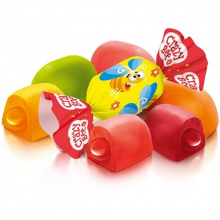 Picture of Crazy Bee Fruity Sweets 200g