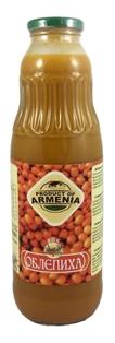 Изображение Сок облепиховый 0,75л(Армения)