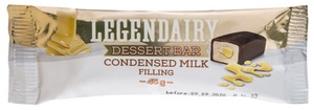 "Picture of Dessert Bar With Condensed Milk Filling ""Legendairy"" 45g"