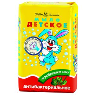 "Picture of Children's antibacterial soap ""Neva Cosmetics"" 90 g"