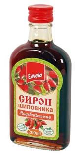 Изображение Сироп Шиповника натуральный 200ml