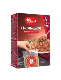 Picture of Buckwheat in Sachet 5x80g