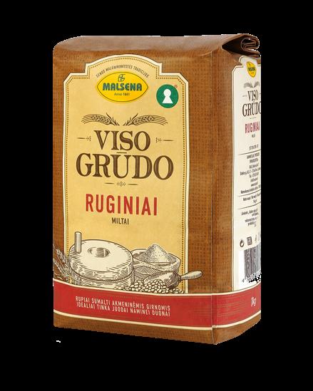 Picture of Malsena - Rye Whole Grain Flour 1.75kg
