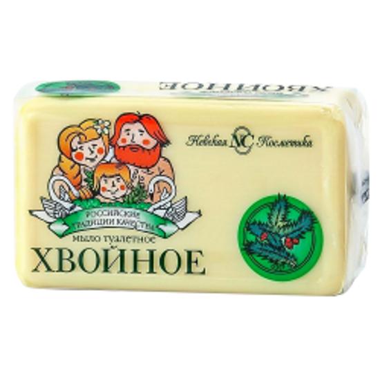 "Picture of Soap Pine ""Невская Косметика"" 140 g"