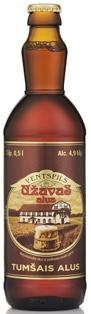"Изображение  Пиво ""Tumsais Alus"", Узавас Алус 4,9% Алк. 0.5L"
