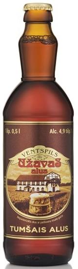 """Picture of Beer """"Tumsais Alus"""", Uzavas Alus 4.9% Alc. 0.5L"""