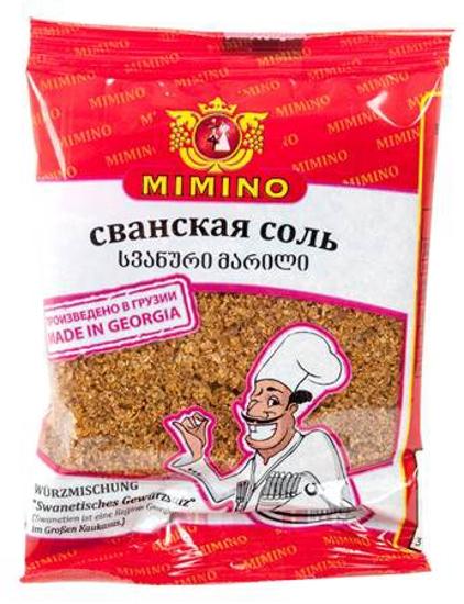 Изображение Mimino Сванская соль 80г.