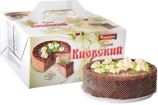 "Picture of Cake ""Kiev"" 800g"