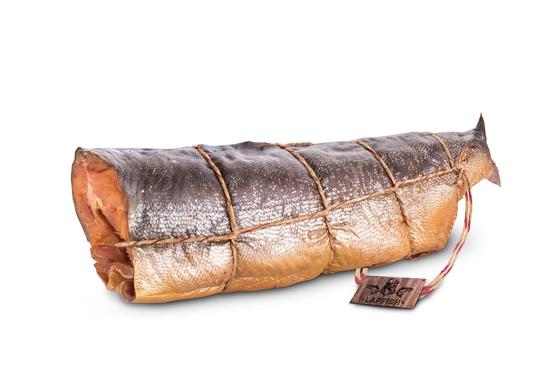 Picture of Pink Salmon (Gоrbusha) Hot Smoked. ± 350g