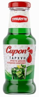 Picture of Tarragon Syrup 300g