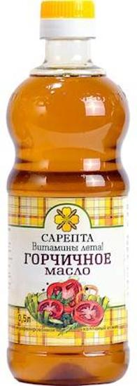 Picture of Oil Mustard Unrefined  0.5L