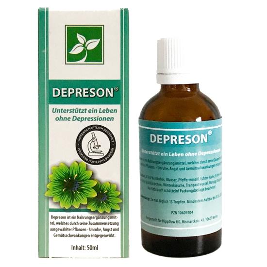 Picture of Depresson 50 ml