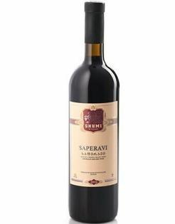 Picture of Saperavi 2018 Georgian Wine  Shumi 0.75l