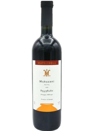 Picture of Mukuzani 2018 Georgian Wine Matrobela  0.75l