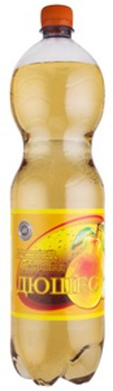 "Picture of Soft Drink, Lemonade ""Dushes"" 1.5L"