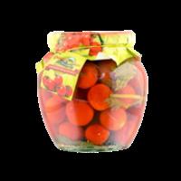 Изображение  Красные помидоры черри, маринованные 580 мл