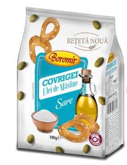 Изображение Крендельки оливковoe масло и соль 100г