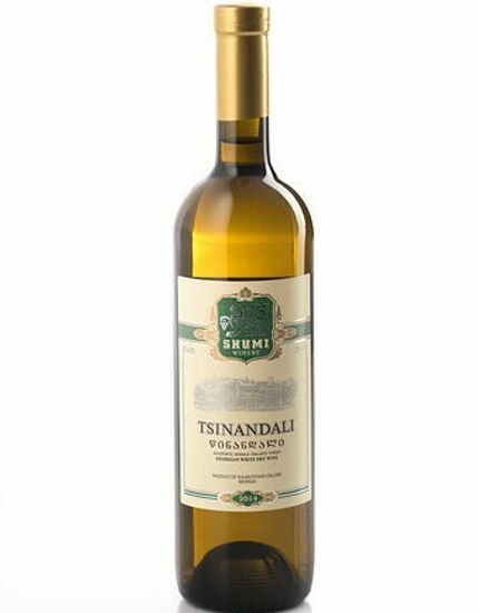 Picture of Tsinandali 2018 Georgian Wine 13% 0.7l