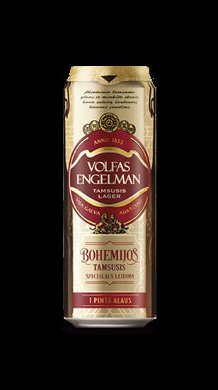 Picture of Volfas Engelman BOHEMIJOS Dark 0.568l 4.2% alc