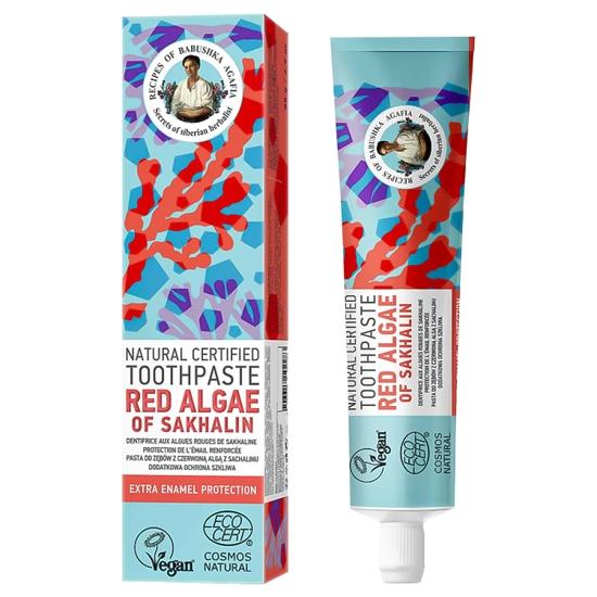 Изображение Зубная паста Красные Bодоросли 85 г
