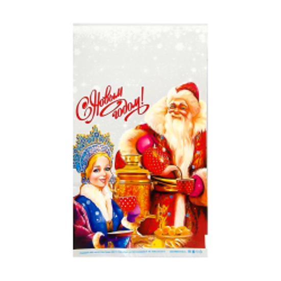 """Picture of Gift bag """"Samovar"""" 20 х 35 cm"""