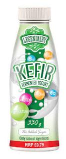 "Picture of Kefir 2% ""Legendairy""  330g"