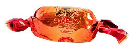 Изображение Семечки с клюквой и медом в шокол.200g