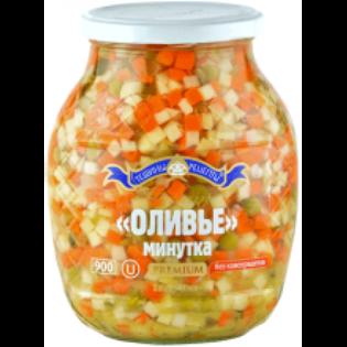 Picture of Olivje Minutka Salad 900ml