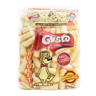 Picture of Gusto Salty Puffy Snacks / Pufuleti Sarati 45g