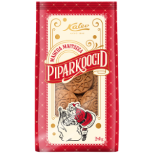 Picture of Kalev - Gingerbreads 240g - 1pcs