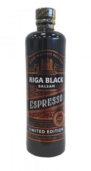 "Picture of Balsam With Espresso Flavour ""Riga Balzams"" - 1pcs"