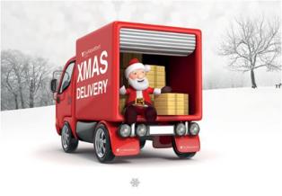 Изображение Christmas Delivery :