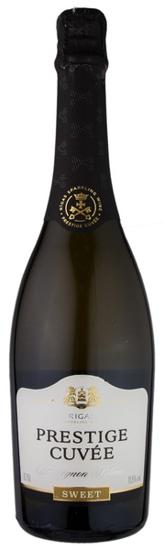 """Picture of Sparkling Wine White, Sweet """"Rigas Prestige Cuvee""""  11.5% Alc 0.75L"""