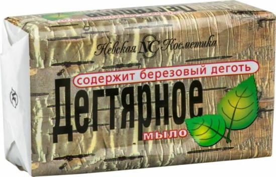 Picture of TAR SOAP DEGTJARNOE NATURAL  140g