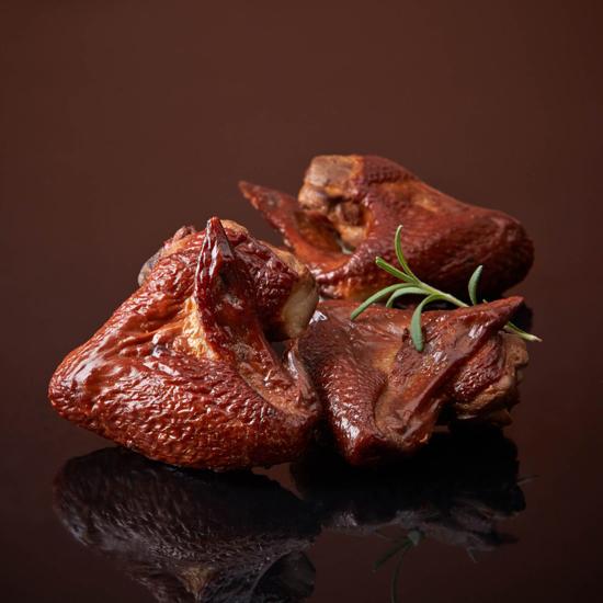 Изображение Куриные крылышки горячего копчения ± 1,3 кг
