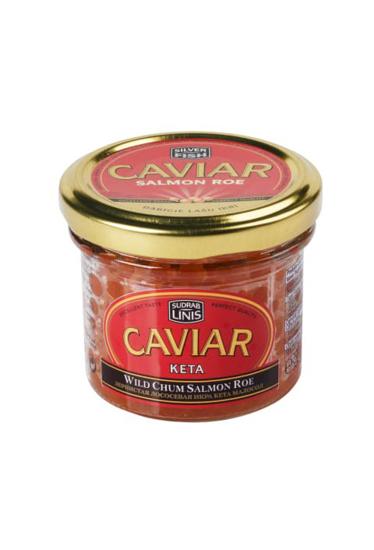 Picture of Wild Keta Salmon Roe, Premium (Keta-Chum) 100 g
