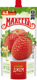 Picture of MAHEEV - Strawberry Jam 300g