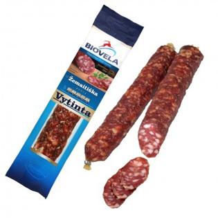 Picture of Biovela - Zemaitiska Dried Sausage 200g
